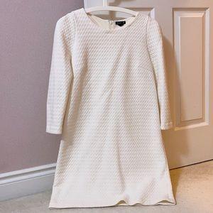 [CLUB MONACO] CREAM COLOR COCKTAIL DRESS